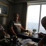 An Bord der Fähre DFDS SEaways 19-07 2012