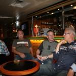 In der Bar An Bord der Fähre DFDS SEaways 19-07 2012