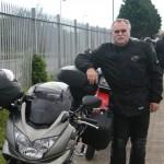 Ankunft im Hafen Newcastle 20-07-2012