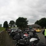 Ankunft am Hadrianswall 20-07-2012