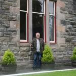 Aberlour Whisky Destillery Haus 21-07-2012