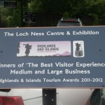 The Loch Ness Centre 22-07-2012