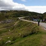 Eine Kurvenreiche Bergstrasse