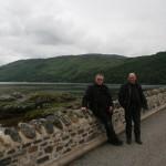 Vorm Eilean Donan Castle