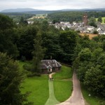 Blick von der Burg