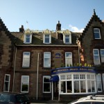 Unser Hotel in Edienburgh 28-07-2012