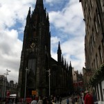 Royal Mile Street 28-07-2012
