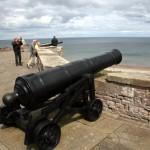 Burg Kanone